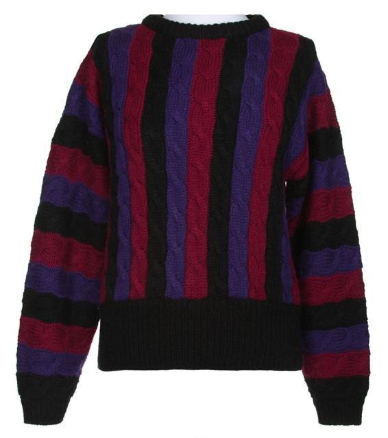 736573-black-and-purple-knitted-jumper-m